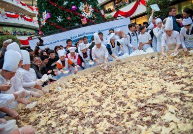 Гиннеске киргизүү үчүн 1 тонна беш бармак  жасалат