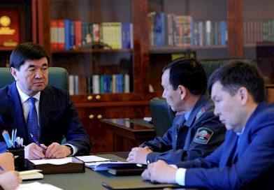 Мухаммедкалый Абылгазиев: Укук коргоо органдарына кесипкөй жана таза адистер тартылышы керек