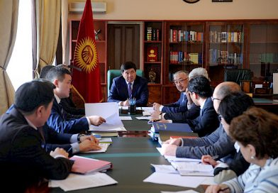 Абылгазиев: Энергетикалык компаниялардын иши ачык-айкын болуп, ал эми коррупциялык көрүнүштөргө кескин тыюу салынат