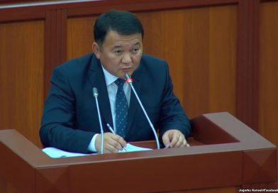 Парламенттик көпчүлүк коалициясы Башкы прокурорлукка Жамшитовдун талапкерлигин жактырды
