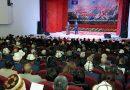 Абылгазиев Нарын шаарынын 150 жылдыгына арналган салтанаттуу иш-чарага катышты