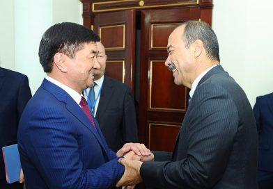 Кыргызстан менен Өзбекстандын чектеш облустарынын башчыларынын жыйыны Ошто өтөт
