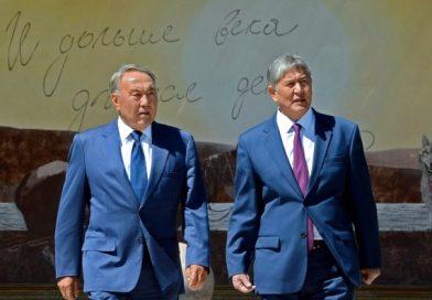 Назарбаев жана Атамбаев: саясый салмак салыштыруудан билинет