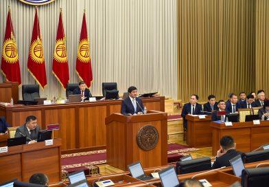 Абылгазиев: 2019-жылы республиканын ИДПсы туруктуу өсүштү көрсөтүүдө