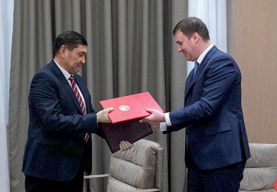 Кыргызстан менен Россия айыл чарба продукцияларын жеткирүүдө кызматташат