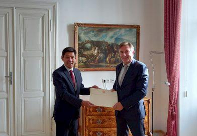 Кыргыз-австрия кызматташтыгын кеңейтүү талкууланды